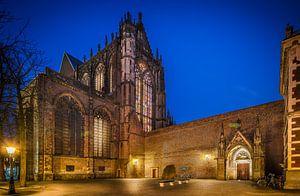 Utrecht Dom(inus) Sancti achterschip van