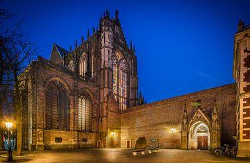 Utrecht Dom(inus) Sancti achterschip van Joris van Kesteren