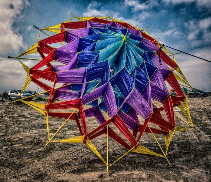 Kite Fliers Meeting Fanø von Dirk Bartschat