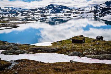 Cabin... van Marjo Kusters