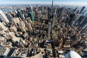 Stadtübersicht  New York van