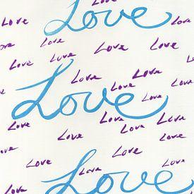Liefdesbrief van ART Eva Maria