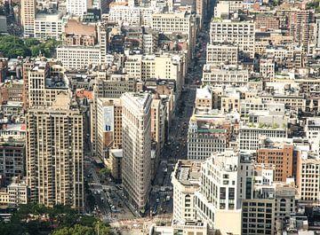 Flatiron Building in NY von Karin Mooren