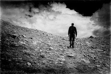 Man on the Silver Mountain von Karin Stuurman