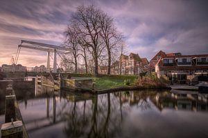 Brug in Hoorn