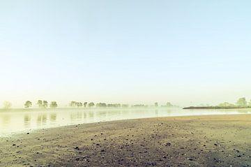 Panorama de la rivière sur Tony Buijse