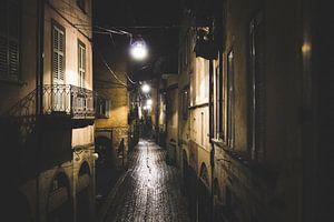 Streets of Bergamo van
