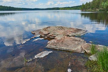Schwedische Landschaft 187 von Geertjan Plooijer