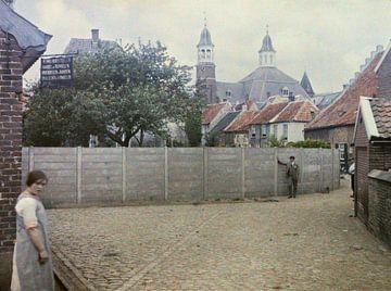 Ravenstein um 1920 von Raoul Suermondt