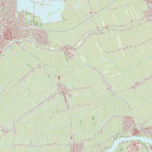 Kaart vanVlist van