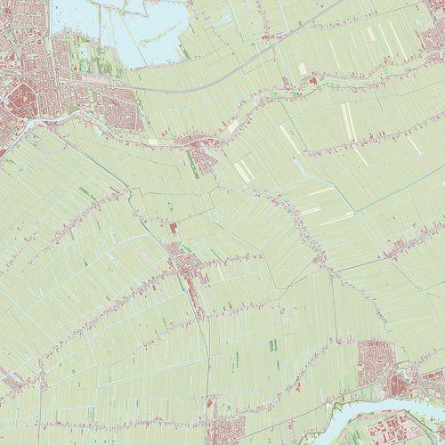 Kaart vanVlist