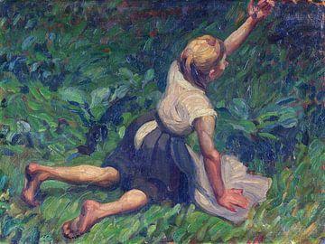 Aschenbrödel, LEO PUTZ, 1899 von Atelier Liesjes
