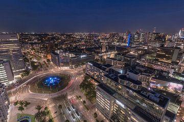 Rotterdam - Hofplein sur AdV Photography