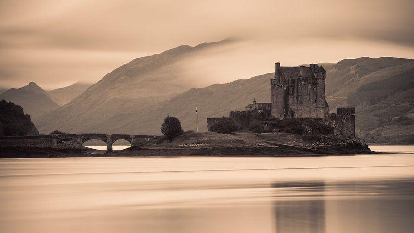 Eilean Donan Castle - Schotland van Henk Meijer Photography