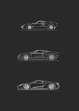 Ford GT Evolution von Artlines Design