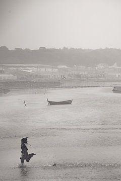 Ganga-rivier van Edgar Bonnet-behar