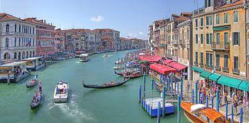 Grand Canal Venetie von Rens Marskamp