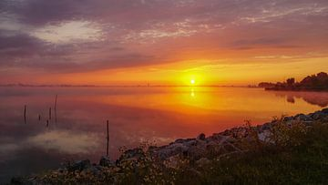 Sunrise! von Dirk van Egmond