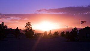 Neveda sunset