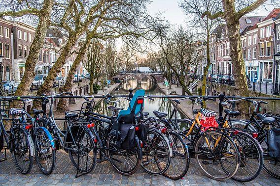 Tyypisch Utrecht: Fietsen aan de Oudegracht van De Utrechtse Internet Courant (DUIC)
