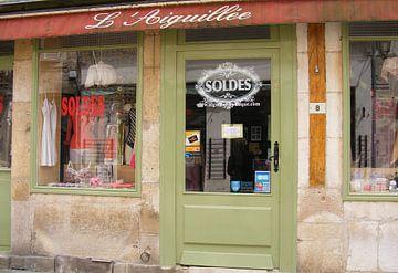 uitverkoop in Frankrijk van
