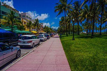 Kleurrijk art deco stijl in Miami Beach! van