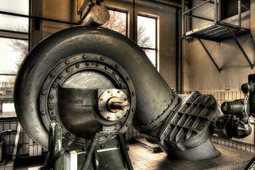 nostalgic pump von Saskia Vader