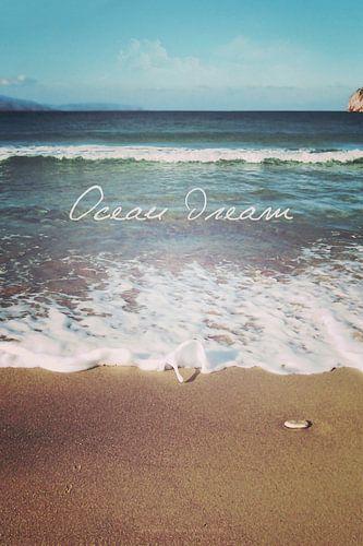 Ocean Dream V van Pia Schneider
