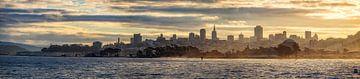 San Francisco Skyline von Reinier Snijders