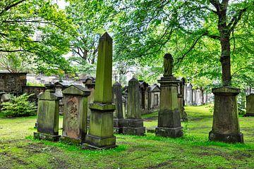 Gräber in Edinburgh von Jürgen Wiesler