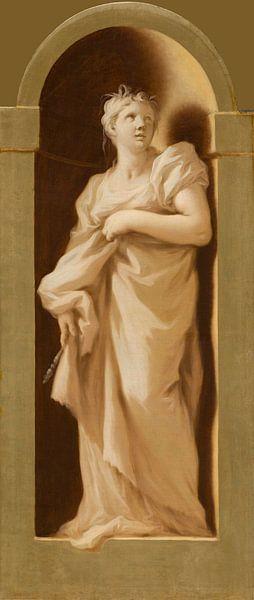 Die vier Elemente: Wasser, Giovanni Antonio Pellegrini von Meesterlijcke Meesters