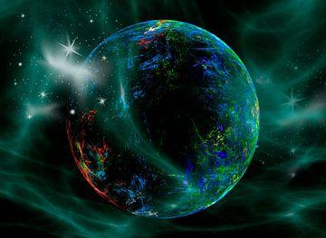Green Atmosphäre van Rosi Lorz