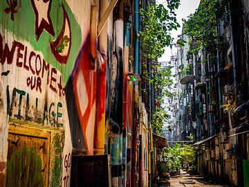 Wer hat die schönste leere Straße? von Rik Pijnenburg