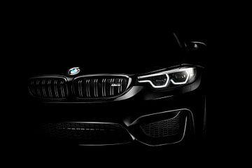 BMW M3 2018 BW van Thomas Boudewijn