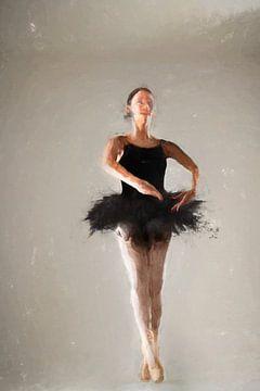 Ballerina II van Arjen Roos