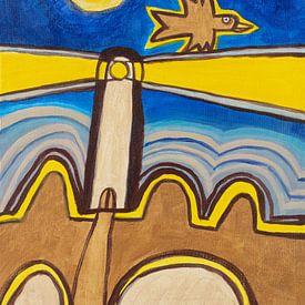 der Leuchtturm von Ivonne Sommer