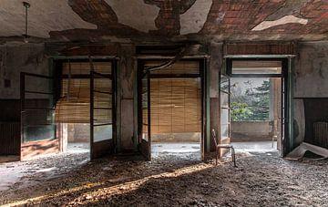 Altes Tuberkuloseheim Urbex von Olivier Photography