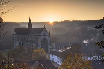 Altenberger Dom, Bergisches Land, Deutschland von Alexander Ludwig