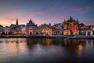 Haarlem Skyline van Dick Portegies