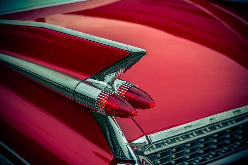 Cadillac  van marco de Jonge
