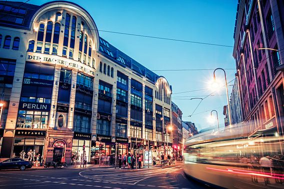 Berlin at Night – Hackescher Markt