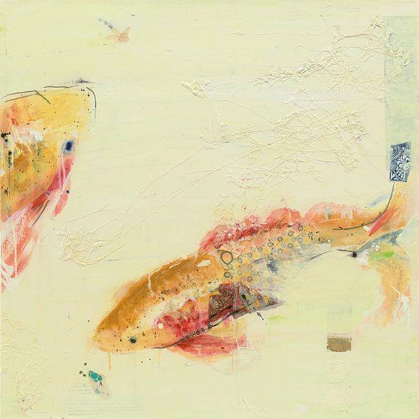 Fische im Meer II, Kellie Day von Wild Apple