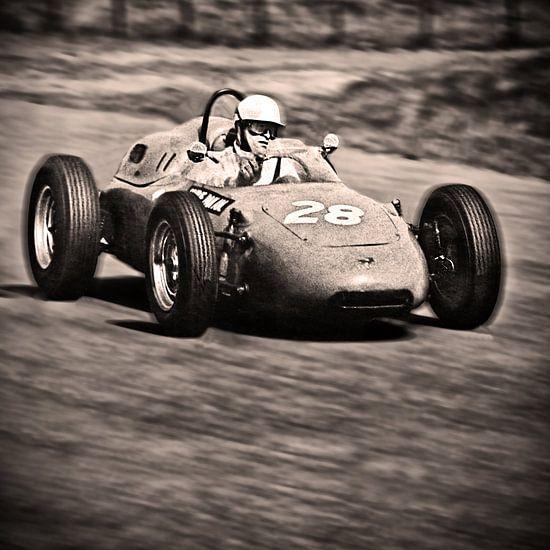Grand Prix Zandvoort 1962 van Fons Bitter