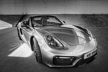 Porsche Boxster GTS type 981 van Rob Boon