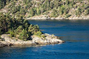 Oslofjord in Norway van