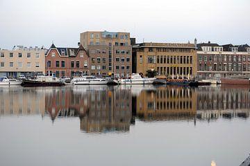 Haven van Delft - Delft harbour van Mariska van Vondelen
