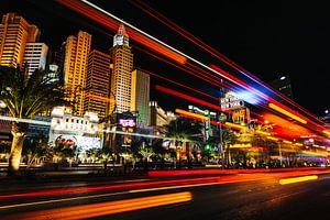 New York New York, Las Vegas van