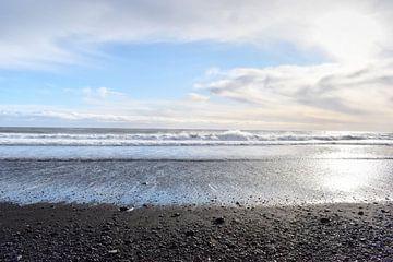 Blacksand Beach Eiland van Roith Fotografie