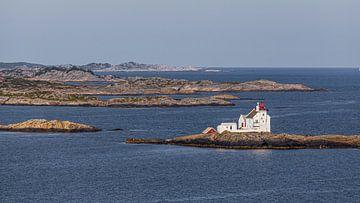 Leuchtturm Norwegen von Nico Boersma