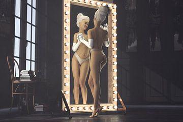 Showgirl von Arjen Roos